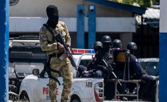 شرطة هايتي تعلن اعتقال مدبر محتمل لاغتيال رئيس البلاد