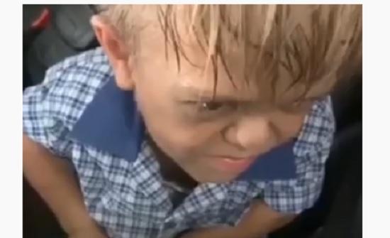 بالفيديو : طفل استرالي يريد الانتحار بسبب التنمر