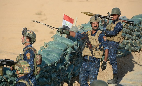 الجيش العراقي يطلق عملية عسكرية لملاحقة عناصر تنظيم داعش
