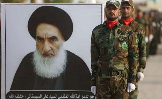 """السيستاني: قوات الأمن العراقية تتحمل """"المسؤولية الكبرى"""" عن سلمية الاحتجاجات"""