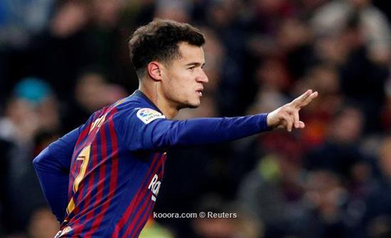 كوتينيو يُحبط مخطط ريال مدريد