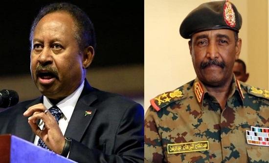 لتهدئة شرق السودان.. لقاء يجمع حمدوك والبرهان بلا وزراء