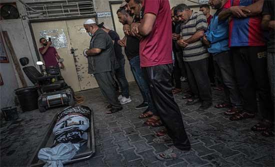 والدة شهيد بغزة: إن قدمت كل أولادي لن أكون إلا صابرة محتسبة .. بالفيديو