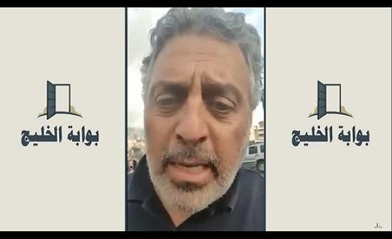 بالفيديو : لبنانيون يهاجمون نصر الله و نبيه بري  وسعد الحريري