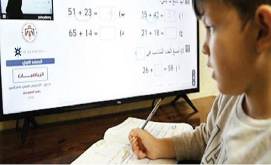 16 % من طلبة الأردن يفتقرون للوصول إلى الإنترنت