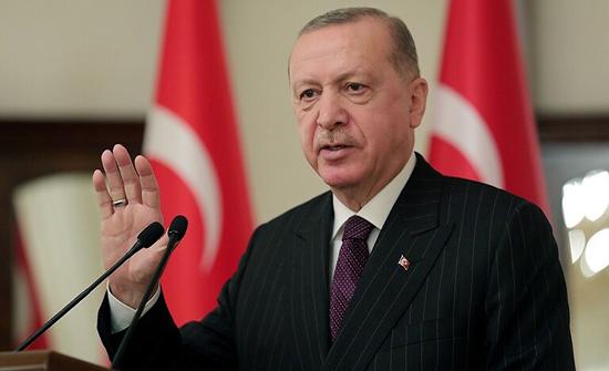 """أردوغان: لا نستأذن أحدا في تطوير قدراتنا الدفاعية ومباحثات جديدة مع موسكو حول """"إس-400"""" قريبا"""