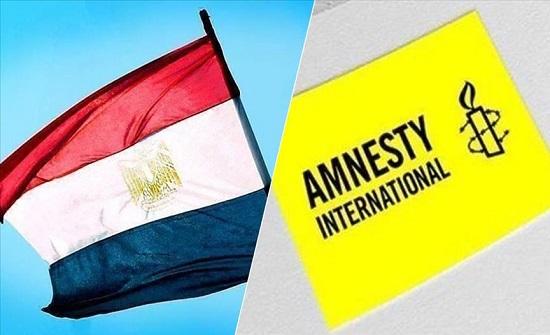 تحسبًا من كورونا.. منظمة العفو الدولية تطالب مصر بالإفراج عن المعتقلين