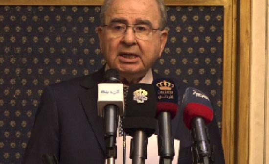 المصري: لا خلاف عالميا على الوصاية الهاشمية