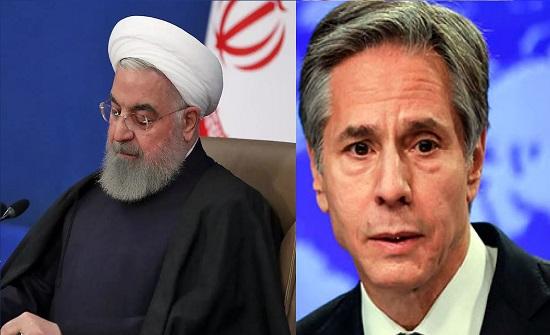 إيران تهدد واشنطن بشنّ حرب ضدها.. وبلينكن يعلق على هجوم السفينة الاسرائيلية