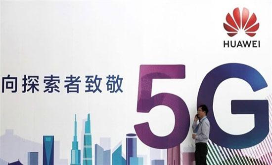 """هواوي تقيم 60 شبكة """"5 جي"""" في جميع أنحاء العالم"""