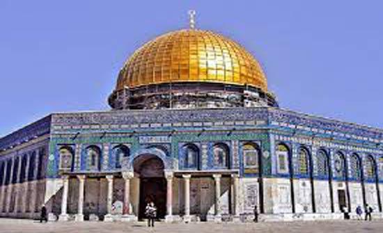 عين على القدس يرصد مشروع الإعمار الهاشمي بالمصلى المرواني بالمسجد الأقصى