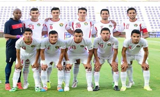 المنتخب الوطني لكرة القدم يلتقي نظيره البحريني غدا