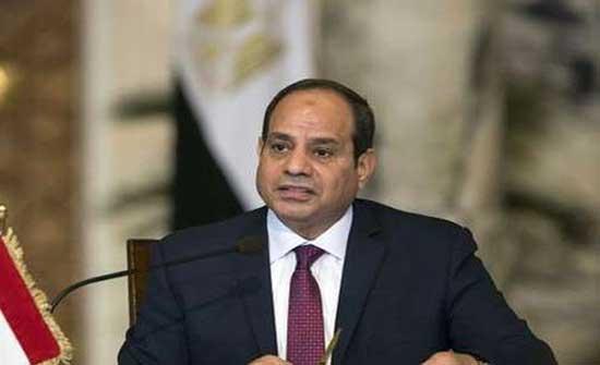 السيسى: لا سبيل لاستقرار الشرق الأوسط دون حل شامل لقضية فلسطين