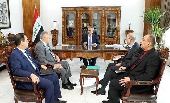 العراق.. مجلس القضاء سيحاكم المعتدين على المتظاهرين