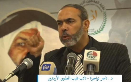النواصرة : ادعو جميع المعلمين الدخول إلى الغرف الصفية بعد اطول اضراب في تاريخ الأردن