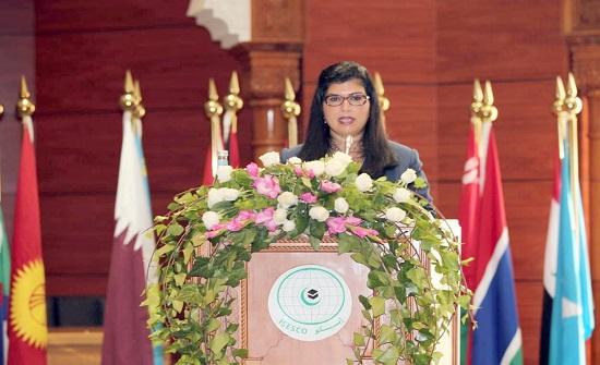 الأميرة سمية تؤكد اهمية البيئة لارتباطها بالأمن الإنساني ونهضة الشعوب