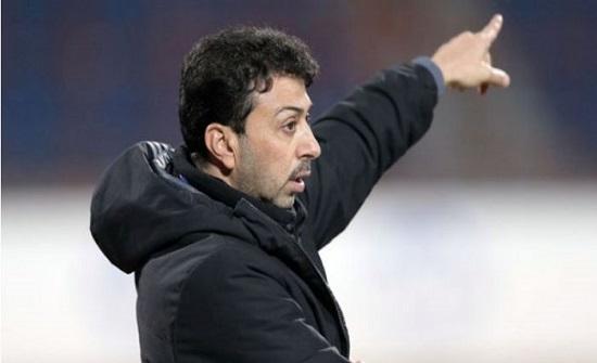 نادي سحاب يعلن الاتفاق مع المدرب محمود