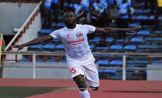 بالصور.. وفاة لاعب رينجرز النيجيري إثر حادث مروع