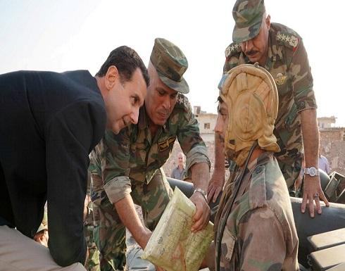 الأسد يصدر أمرا بإنهاء الاحتفاظ والاستدعاء في الجيش السوري