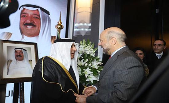 السفارة الكويتية تحتفل بالعيد الوطني الـ59