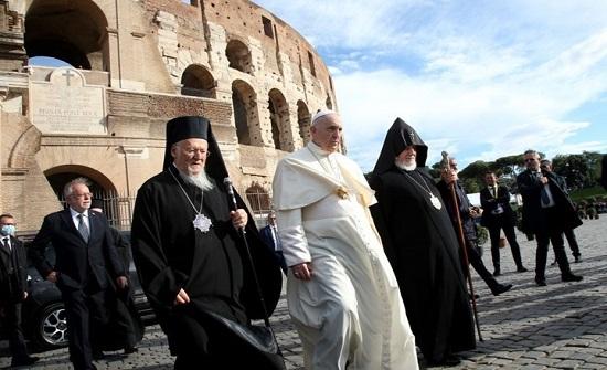 البابا فرانسيس يعمل على مشروع لإصلاح الكنيسة الكاثوليكية