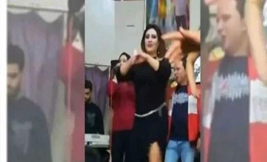 شاهد: فيديو راقصات و محرمات داخل نادي رياضي يثير ضجة في مصر