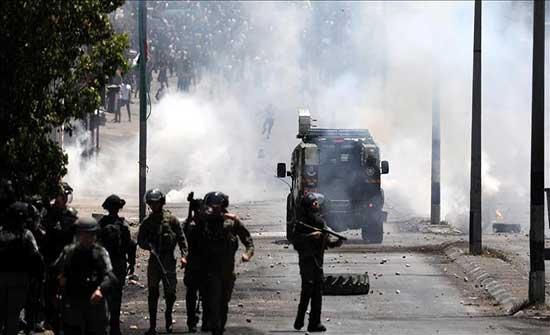 الضفة.. إصابة شاب فلسطيني برصاص الجيش الإسرائيلي