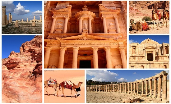 اربد: معرض فني لصور المناطق السياحية في الأردن