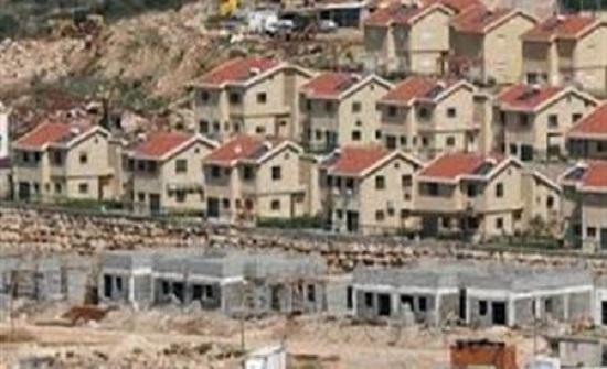 استنكار فلسطيني لبناء مستوطنات جديدة برام الله