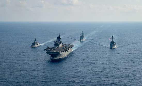 البنتاغون: إغلاق قناة السويس قد يؤثر على عبور السفن العسكرية الأمريكية
