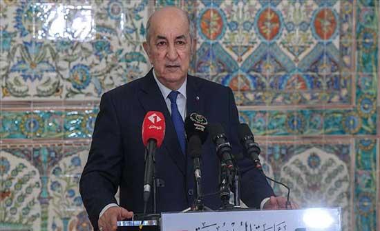 الجزائر.. تجميد تحركات أعضاء الحكومة خلال الحملة الانتخابية
