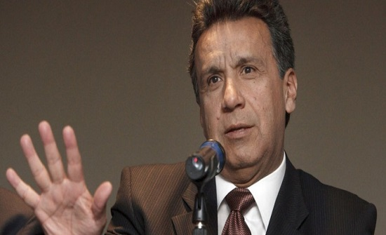 رئيس الإكوادور يعلن حظر التجول بسبب الاحتجاجات العنيفة