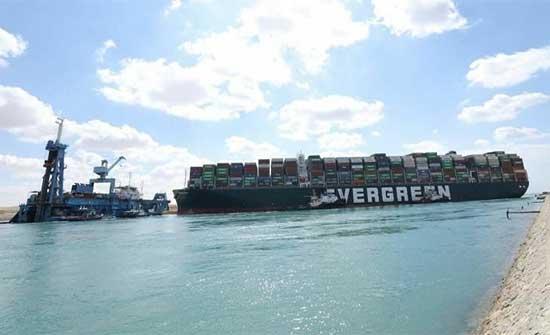 مصر: نسعى لإعادة حركة الملاحة بقناة السويس في أقرب فرصة