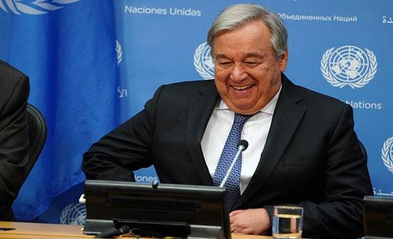 الأمين العام للأمم المتحدة يعلن تشكيل اللجنة الدستورية السورية