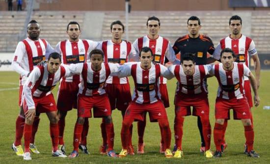 شباب الأردن يلتقي النجم الساحلي التونسي ببطولة الأندية العربية غدا
