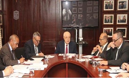 أبوغزاله يترأس اجتماع المجلس المشترك للتطوير والإبداع العسكري التاسع