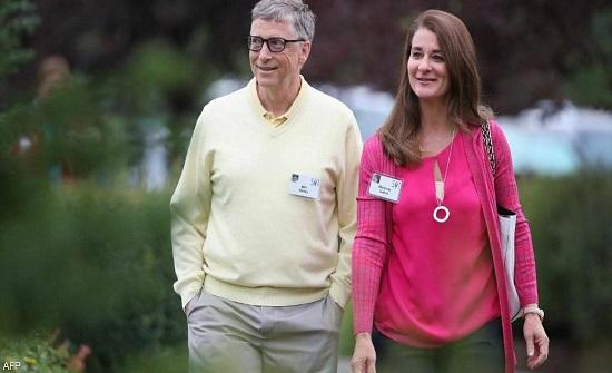 """طلاق بيل ومليندا غيتس.. """"كلمة السر"""" 130 مليار دولار"""