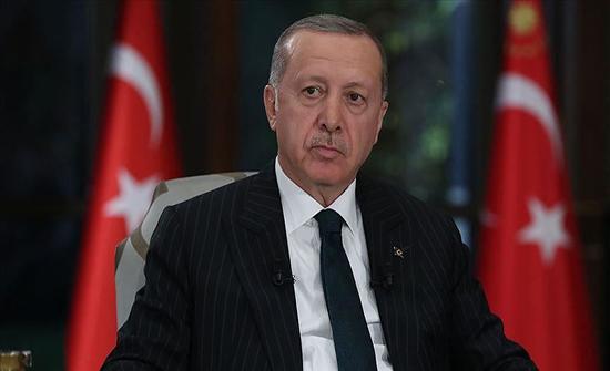 """أردوغان: قرار """"آيا صوفيا"""" شأن داخلي وعلى الآخرين احترامه"""
