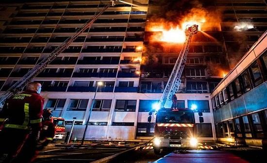 10 قتلى على الأقل إثر حريق بمستشفى في البرازيل