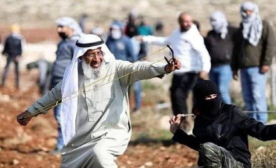 الجيش الإسرائيلي يعتقل المسن الفلسطيني سعيد (فيديو)