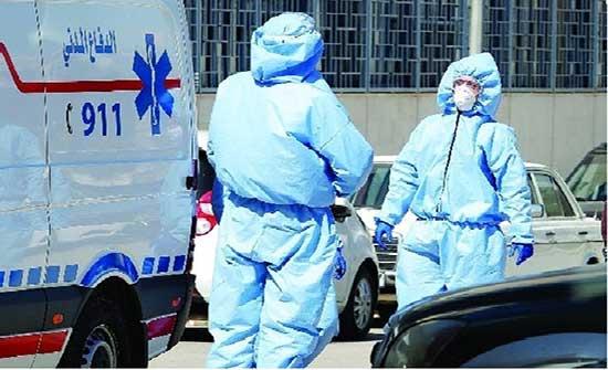 تسجيل 7 وفيات و 304 اصابة بفيروس كورونا
