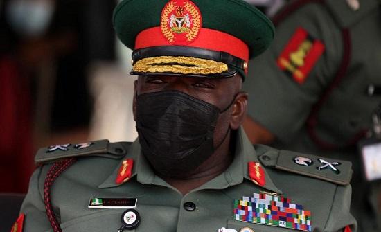 مصرع قائد الجيش النيجيري بتحطم طائرة عسكرية