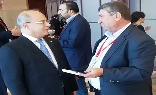 الحسيني: الشركات الصينية تنظر باهتمام للاستثمار في المملكة