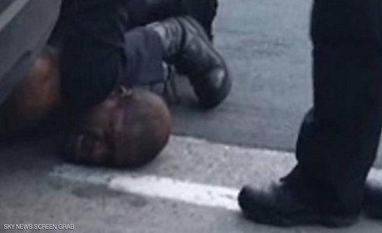 الشهادة المخيفة: فلويد مات مقتولا.. الضابط كان يعلم ما يفعله