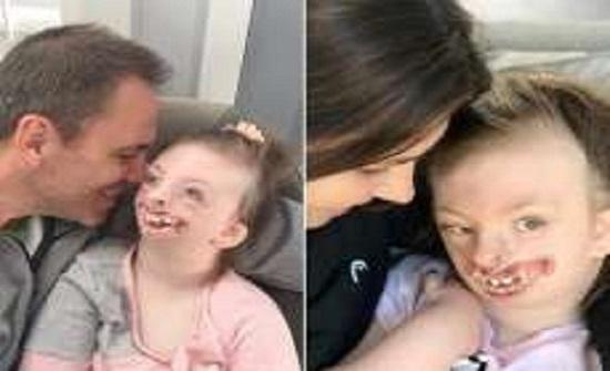 وفاة الطفلة صوفيا بعد حياة مليئة بالهجوم والسخرية