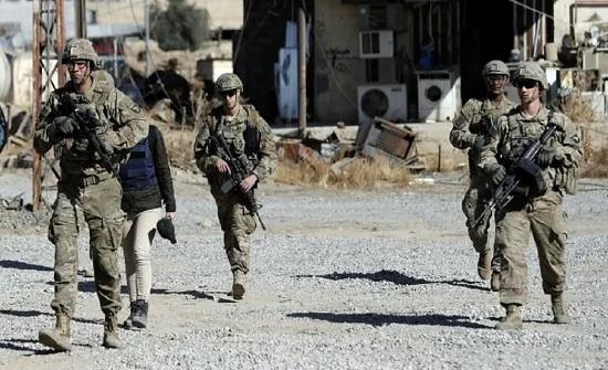 واشنطن توافق على سحب قواتها المقاتلة المنتشرة في العراق
