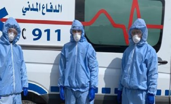 تسجيل 3209 اصابة جديدة بفيروس كورونا