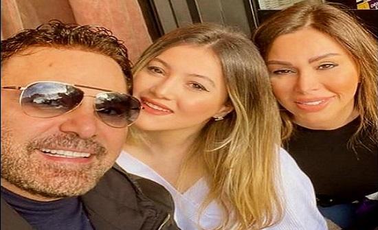 ابنة الحلاني توثق ردة فعل عائلتها بعد عودتها من فرنسا