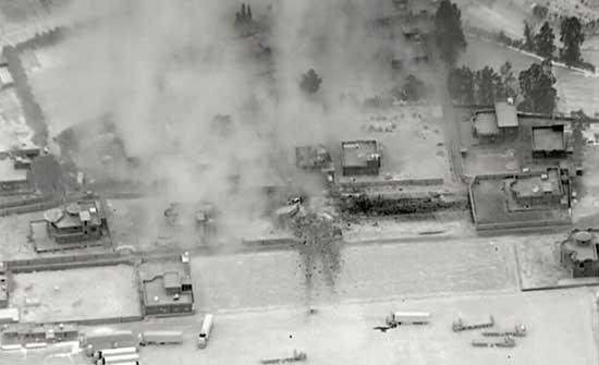 بايدن: الضربات في سوريا والعراق رسالة لإيران