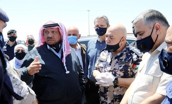 فريق وزاري يزور مركز حدود العمري
